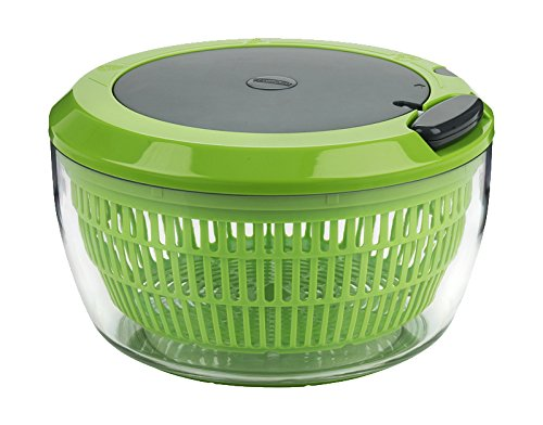 Trudeau Stress Less 3-in-1 Salad Spinner by Trudeau
