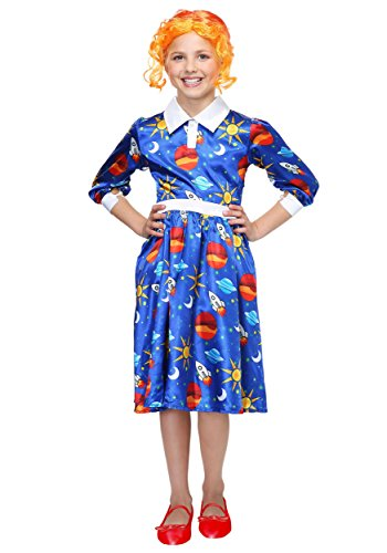 Magic School Bus Ms. Frizzle Kids Costume X-Large