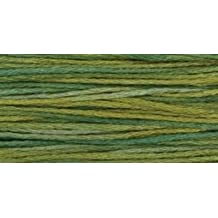 Weeks Dye Works Over-Dyed 6-Strand Embroidery Floss, 5 Yds: Lucky
