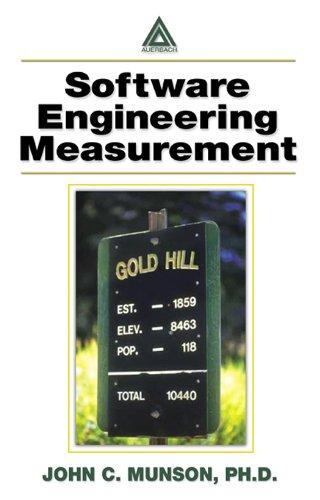 Download Software Engineering Measurement Pdf