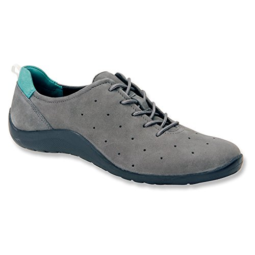 Casual Durable Sneakers Nubuck Women's Hommerson Grey Nelly Ros Og4qw
