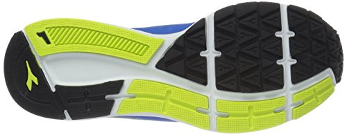 Diadora-Mens-Kuruka-Running-Shoe-Saltire-NavyLemon-Acid-Green-115-M-US