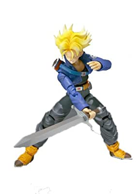 Bandai Trunks Sh Figuarts by Bandai Tamashii Nations
