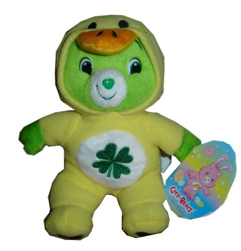 Care Bears Easter Friends Good Luck Bear in Duck Outfit - Friend Care Bear