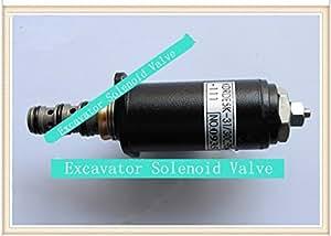 GOWE Excavator Solenoid Valve for Kobelco Excavator Solenoid Valve KDRDE5K-31/30C50-101