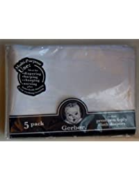 Gerber Prefold Premium 6-Ply Cloth Diapers, 5-Pack BOBEBE Online Baby Store From New York to Miami and Los Angeles