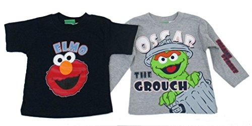Sesame Street Little Oscar Shirt