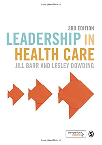 leadership in healthcare article