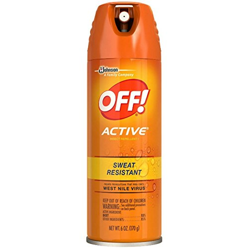 Active Sweat Resistant Insect Repellent product image