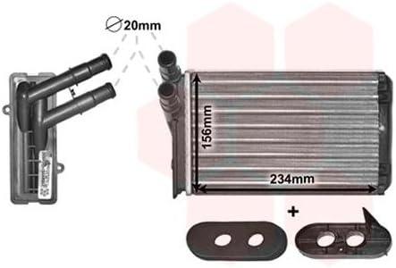 0610.2001 frigair intercambiador de calor para interior Calefacci/ón