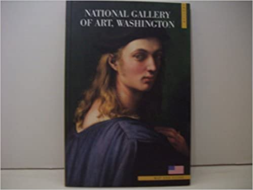 National Gallery of Art, Washington: Map and Guide: Barbara
