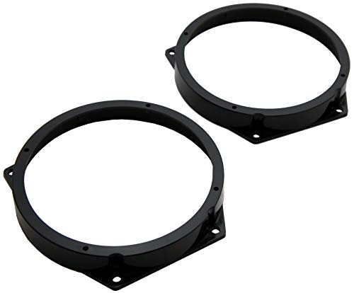 Fits Mini Cooper 2002-2008 Front Factory Speaker to Aftermarket 6.5
