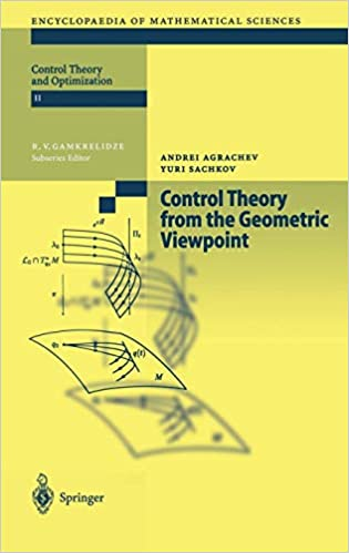Amazon.com: Control Theory from the Geometric Viewpoint ...