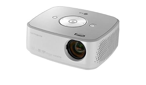 LG HX301G - Proyector (270 lúmenes ANSI, DLP, XGA (1024x768 ...