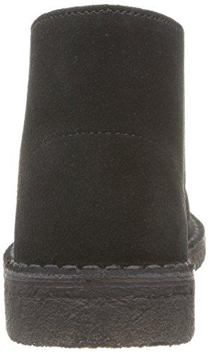Boot Original Womens Desert 3 Black Clarks Size Shoes UK xEn771