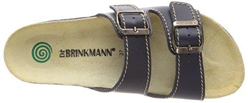 Dr. Brinkmann 505892, Unisex Adult Mules, Blue, 42 2/3