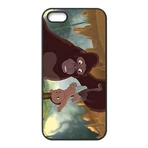 iPhone 5 5s Cell Phone Case Black Disney Tarzan Character Kala 07 Iebe
