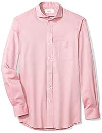Men's Classic Fit Supima Cotton Dress Casual Shirt...