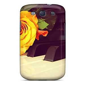 New Jeffrehing Super Strong True Love Tpu Case Cover For Galaxy S3