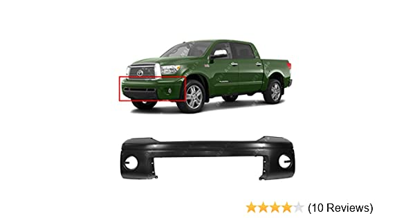 Primered TO1000332 MBI AUTO Front Bumper Cover Fascia for 2007-2013 Toyota Tundra 07-13