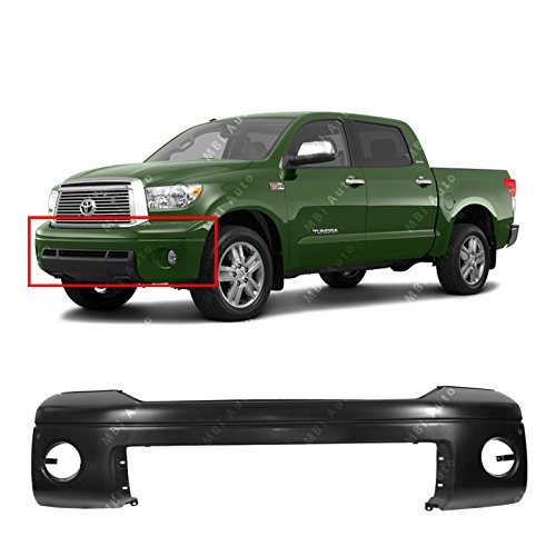 Front Bumper Cover Fascia for 2003 2004 2005 Toyota 4 Runner 03 04 05 TO1000260 MBI AUTO Primered
