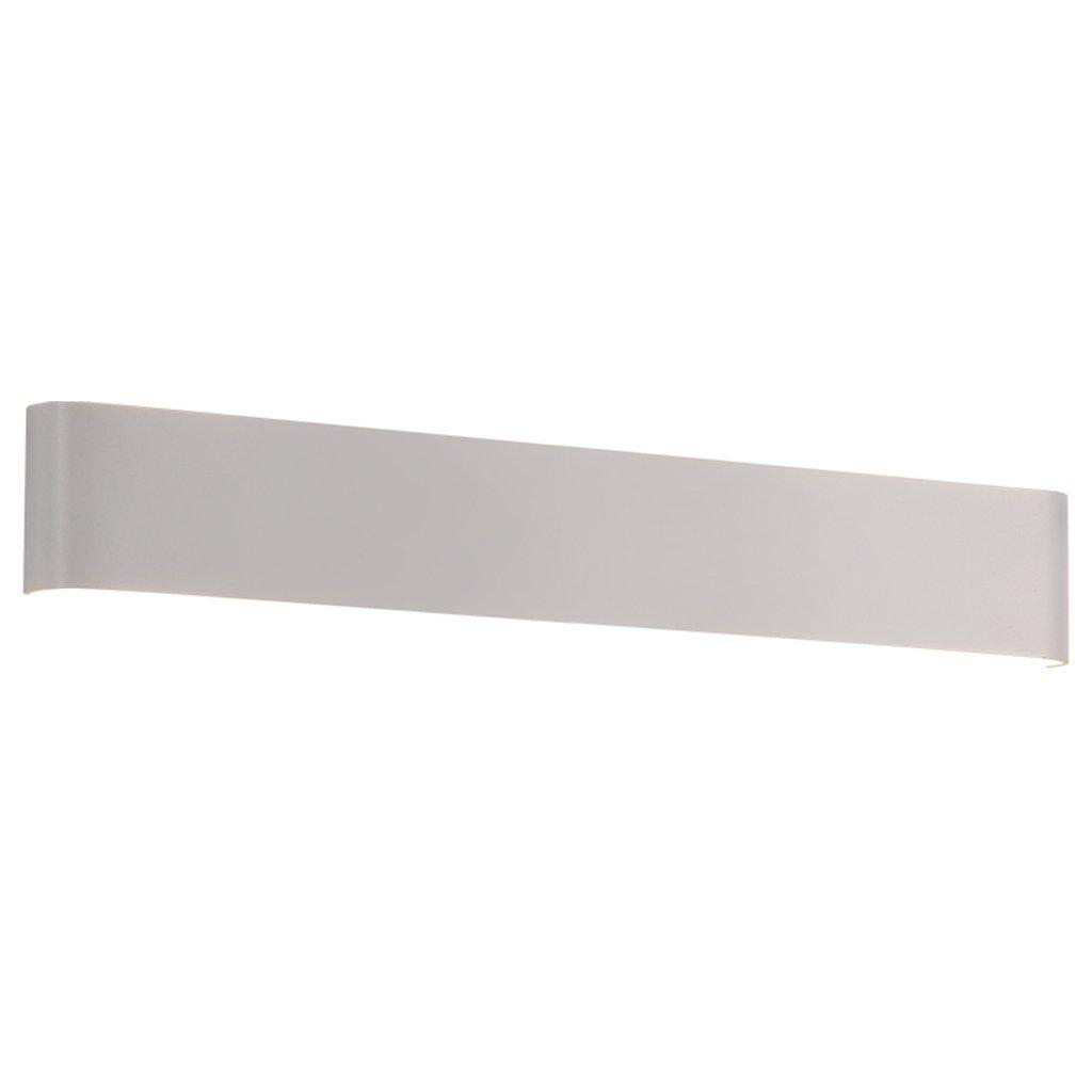 Einfache moderne Spiegel-Lichter, wasserdicht und Nebel-Badezimmer-Badezimmer-Spiegel-Wand-Lampen-Verfassungs-Lampen-LED Spiegel-Kabinett-Lampe (Farbe   Warmes Licht-60  4  9cm)