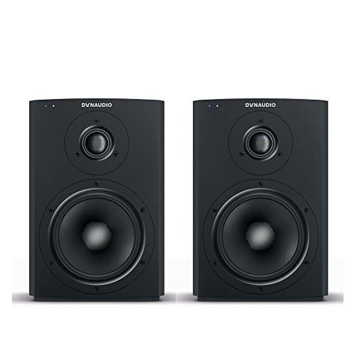 Dynaudio Xeo 2 Wireless Bookshelf Speakers – Pair (Satin Black)