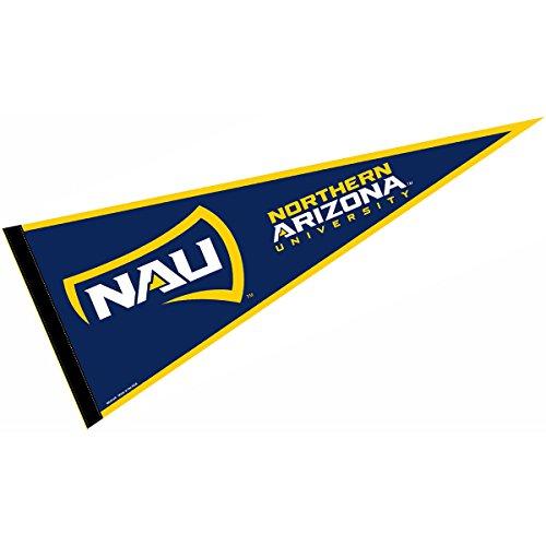College Flags and Banners Co. Northern Arizona Lumberjacks Pennant Full Size Felt