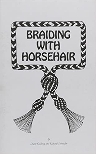 Braiding with horse hair diane gadway richard schneider braiding with horse hair diane gadway richard schneider 9780961375607 amazon books solutioingenieria Images