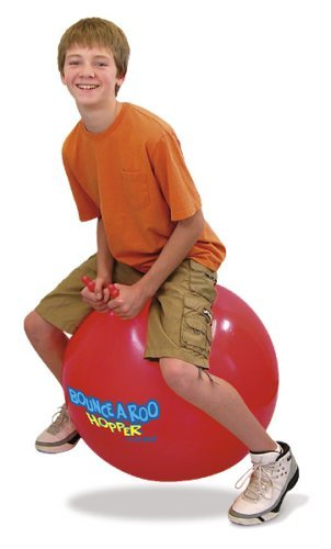 Geospace Bouncearoo Hopperby by Air Kicks; 32 inch diameter