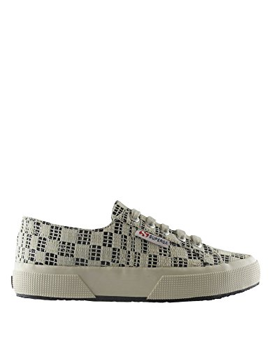 Beige Sneakers Black Superga black White And Women's R8CwWnwqX