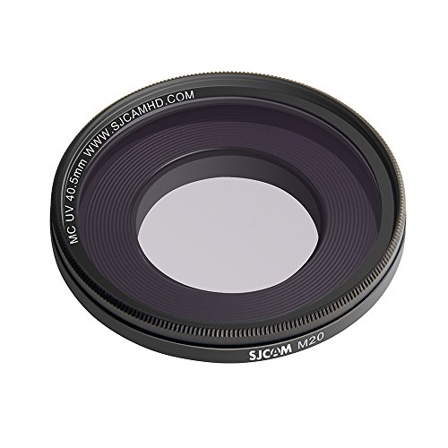 SJCAM Accessories UV Filter for M20 4K Action Camera- 40.5mm Multi- Coated Protector Filter