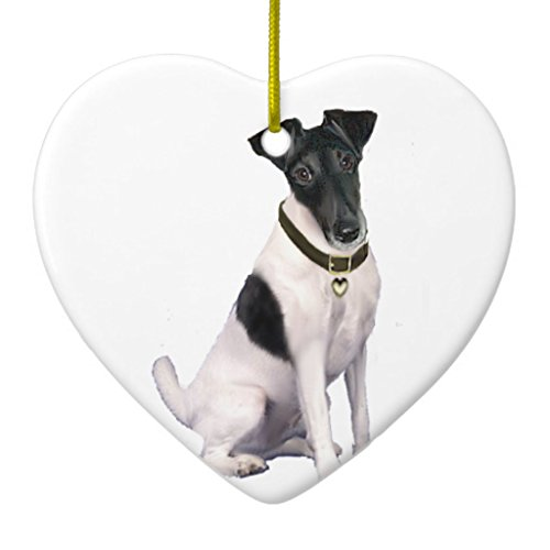 Black Fox Terrier Ornaments - 7