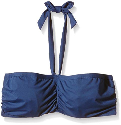 Moontide w jeans U Bikini Donna Padded Contours non Powermesh Blu Bandeau rEUxarfwq