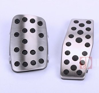 chevy cruze pedal covers - 6