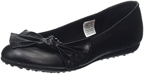 Rocket Dog Women's Roscoe Ballet Flats Black (Tiff Black) OutTO