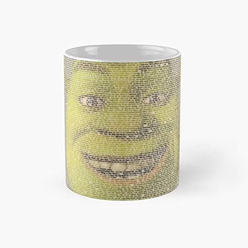 (Entire Shrek Script 110z Mugs)