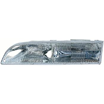 Ford Crown Victoria Replacement Headlight Assembly - 1-Pair