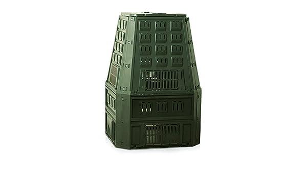 térmica bio 800 litros, compostador - Compostador de plástico Jardín Residuos compostables: Amazon.es: Jardín