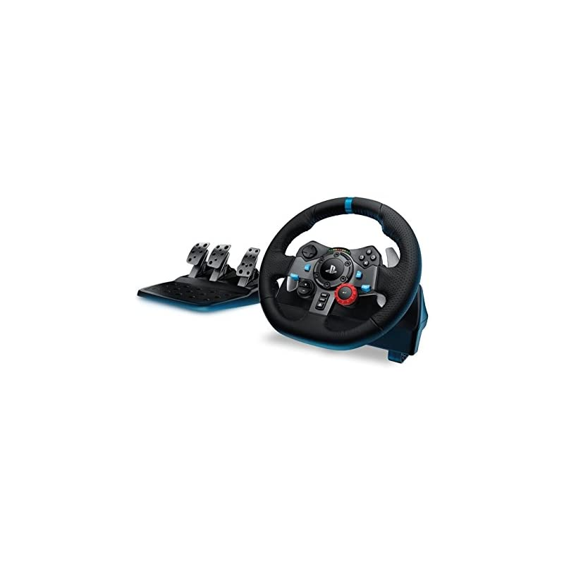 Logitech Dual-Motor Feedback Driving For