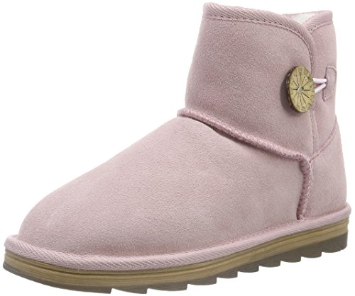 MARCO TOZZI premio Women's 26834 Slouch Boots Pink (Rose 521) BN302s