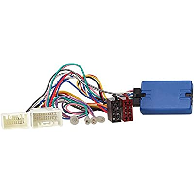 Mitsubishi Montero 4th Generation From 2007  for Pioneer Steering Wheel Remote Control Adaptor LFB