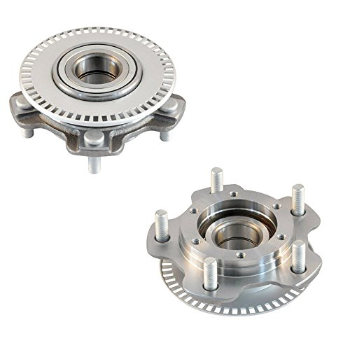 Bearing Assy Front Wheel - DRIVESTAR 513193x2 Pair Set of 2 New Front Wheel Bearing & Hub Assy for 01-06 Chevy Suzuki 2WD 4WD