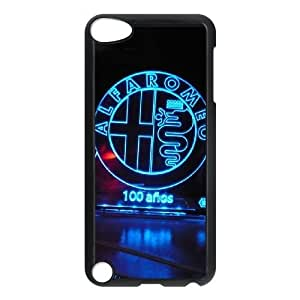 Ipod Touch 5 Cell Phone Case Black Alfa Romeo Plastic Durable Cover Cases swxc5077867