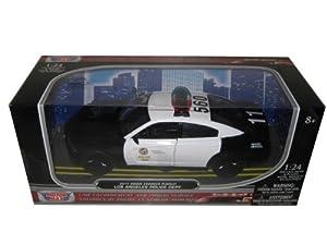 Motormax 2011 dodge charger pursuit lapd los for Motor village dodge los angeles