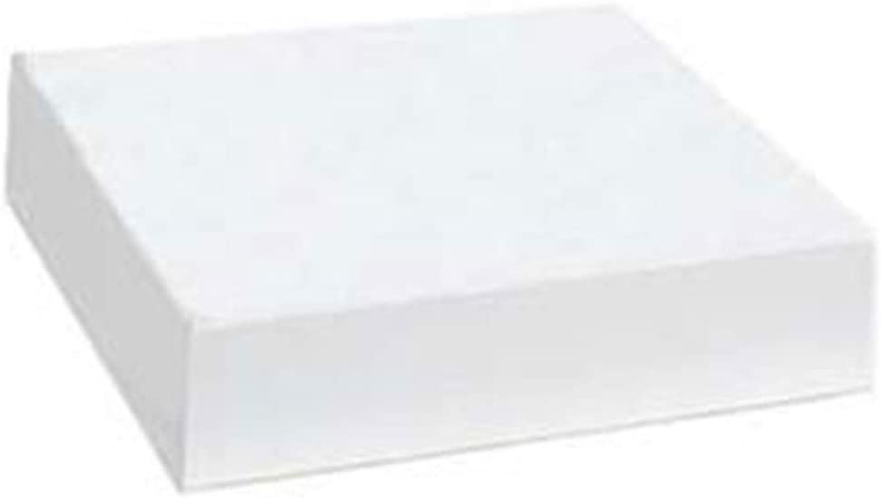 Case of 50 17 x 11 x 2 /½ inch White Apparel Boxes
