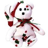 Ty Jingle Beanies - 1998 Holiday Teddy