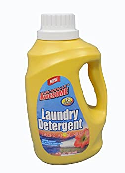 LA's Totally Awesome Laundry Detergent Tropical Sunrise 64 Oz