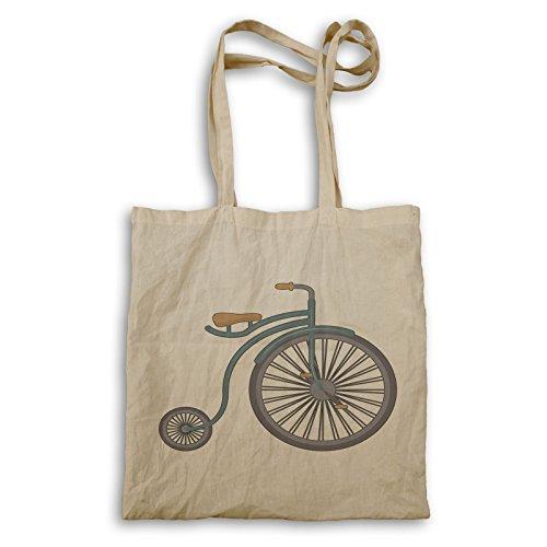Klassisches Fahrrad Der Weinlese Tragetasche q838r