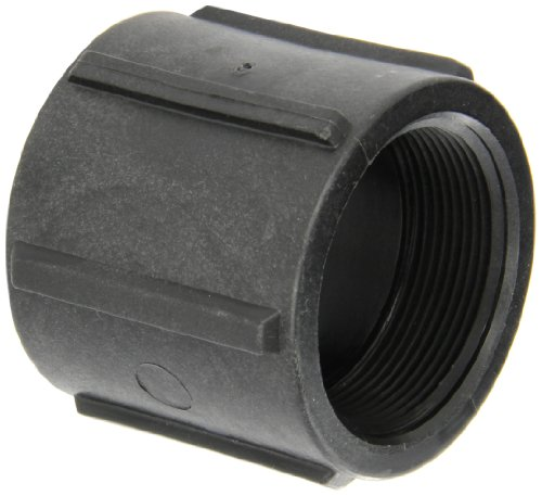 Banjo CPLG200 Polypropylene Pipe Fitting, Coupling, Schedule 80, 2